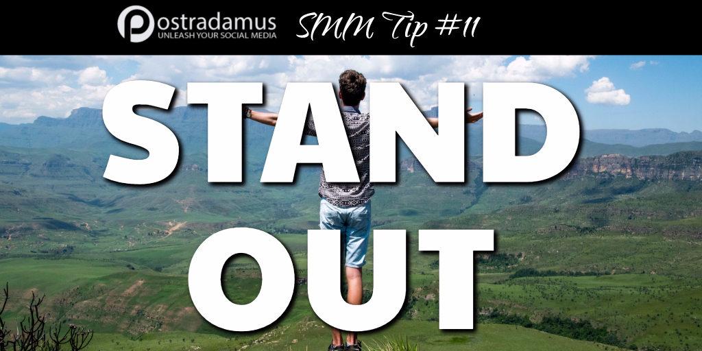 Postradamus Social Media Tip 11: Don't be boring
