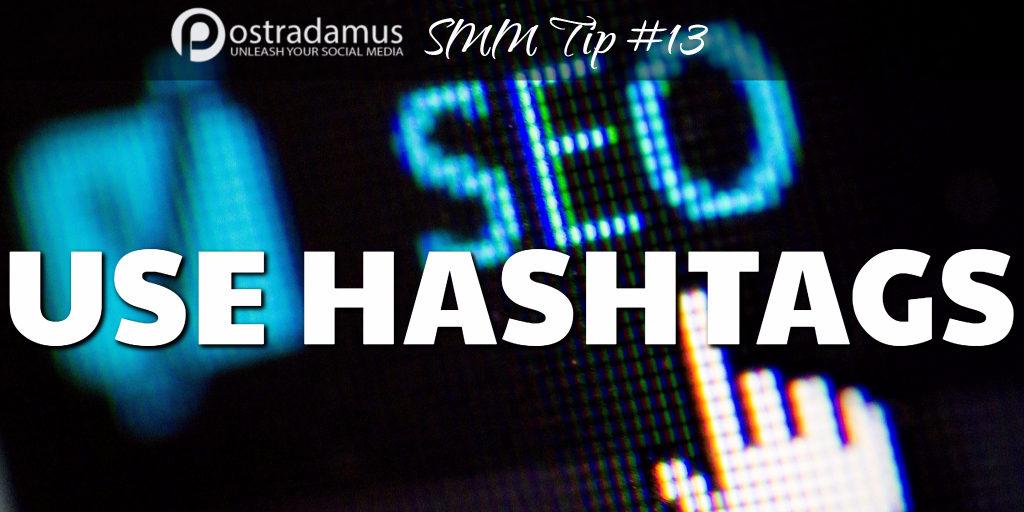 Postradamus Social Media Tip 13: Use Keywords